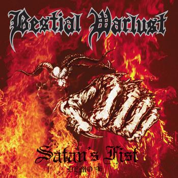 Bestial Warlust - Satan´s Fist