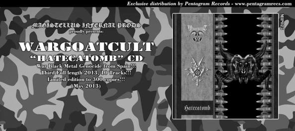 WARGOATCULT HATECATOMB