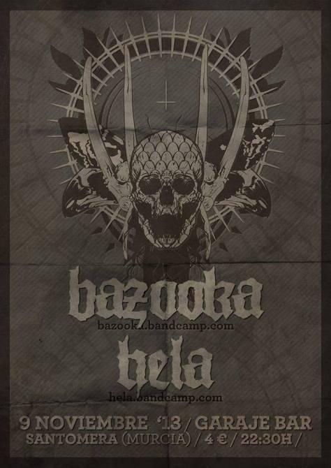 Bazooka + Hela